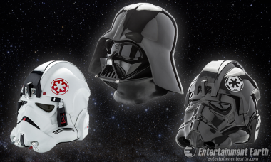 Don These Helmets and You Can Join the Galactic Empire