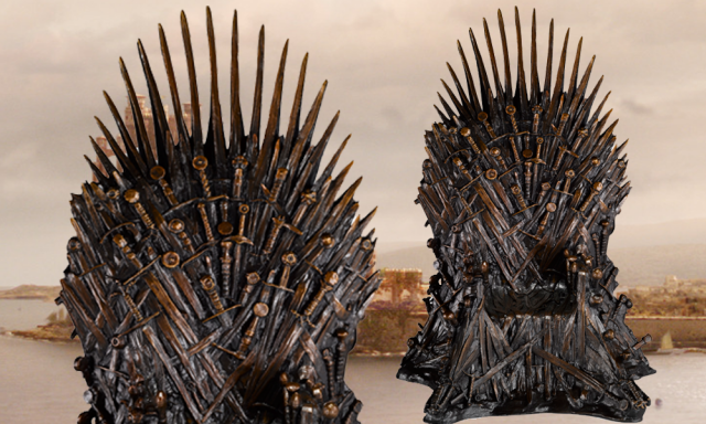 Game of Thrones Throne Replica