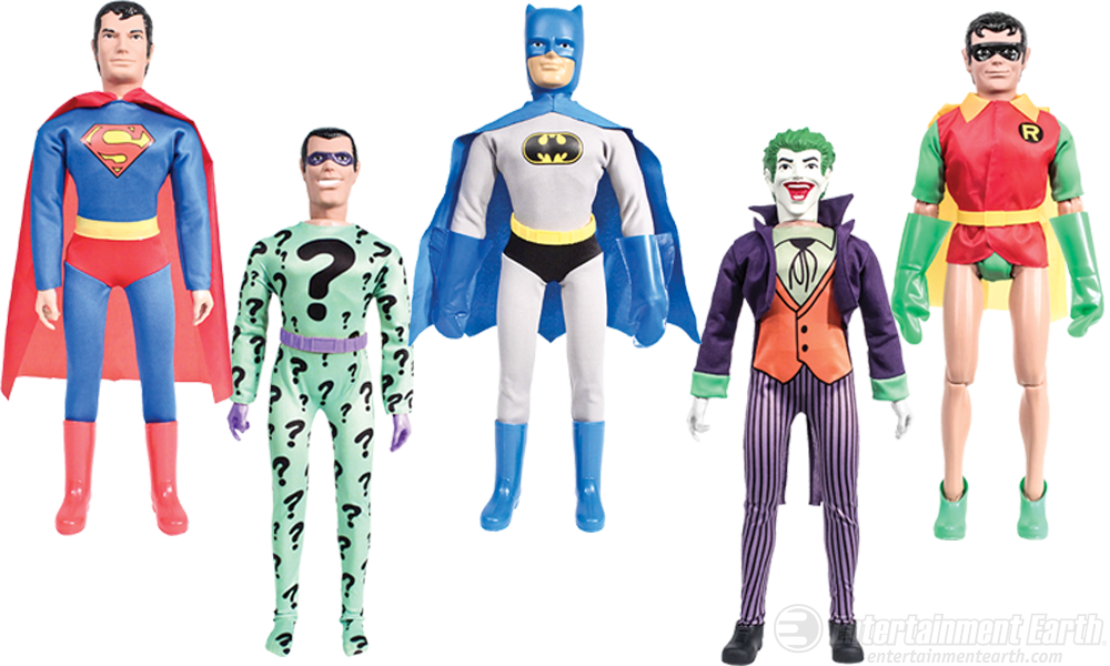 Best Super Hero Toys And Action Figures : Welcome a blast from the past with dc s greatest