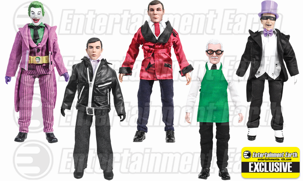 Gotham Heroes And Villains Play Nostalgic Dress Up With