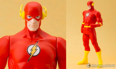 Kotobukiya Gives the Fastest Man Alive Incredible Super Powers