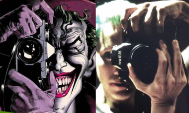 Jared Leto Recreates Seminal Joker Cover