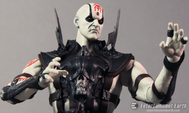 Quan Chi Uses Cunning and Brute Force to Show Off in Exclusive Images