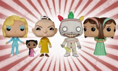 #WeAreAllFreaks, Even These New Pop! Vinyls