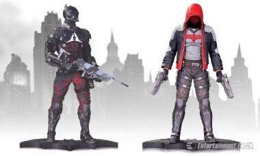 Which Statue Will Win: Red Hood or Arkham Knight?