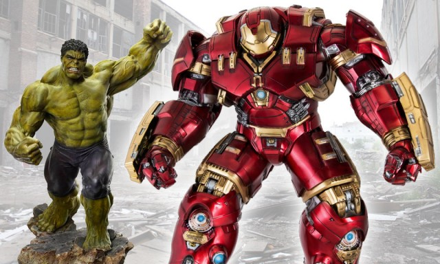Which Avengers Model Kit Is Truly Incredible?