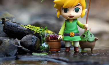 Stunning Photographer Brings Nintendo and Fantasy Worlds to Life