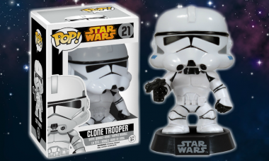 Clone Trooper Breaks Ranks to Join Funko Family