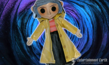 Doll from Neil Gaiman's Bizarre World May Be Small but She's Brave