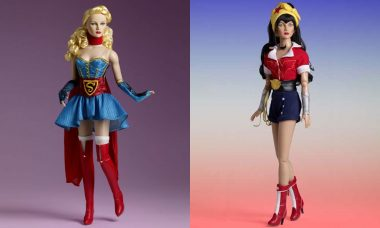 DC Bombshells Are the Latest and Greatest to Join Your Doll Collection