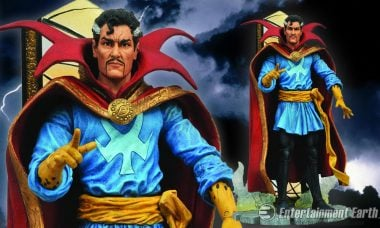 The Sorcerer Supreme Joins Your Collection as Alluring Action Figure