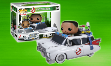 To Bust Ghosts, You Have to Ride in Pop! Style