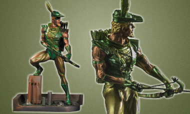 What Do the Statue of Liberty and the Emerald Archer Have in Common?
