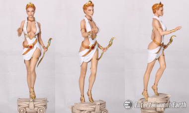 Queen of the Gods Rules Over Your Collection as Sensational Statue