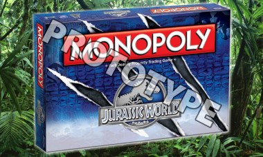 Can You Survive Isla Nublar with This New Take on Monopoly?