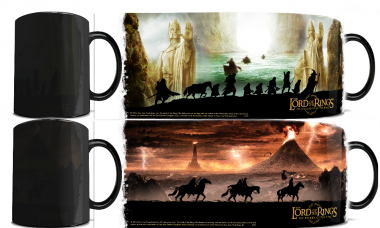 Become the Lord of the Coffee with New Morphing Mugs