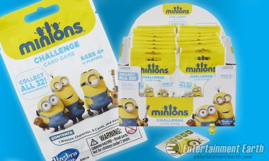 Become an Evil Villain to Win These Yellow Buddies