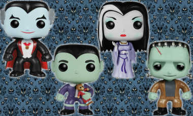 Say Hello to the Pop! Vinyls of 1313 Mockingbird Lane