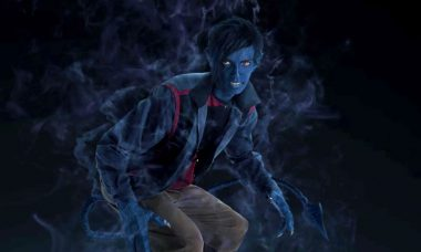 See the New, Young Nightcrawler Before He Teleports Away