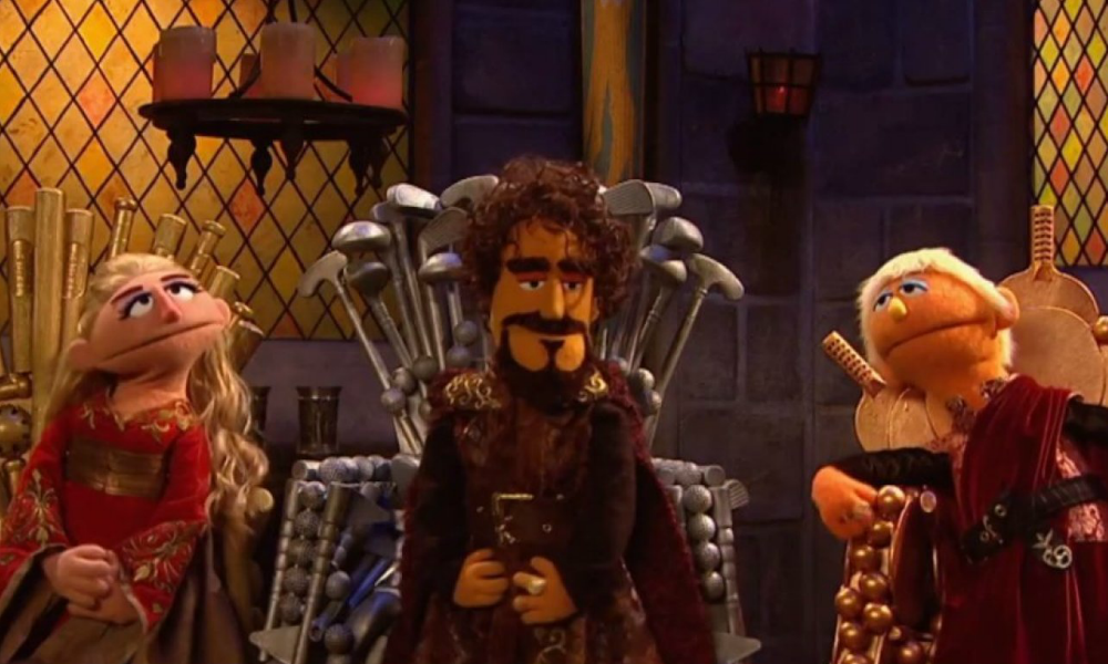 Sesame Street Solves Westeros Political Problems With A