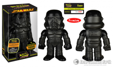 Funko Gets Stealthy with Their Latest Star Wars Hikari Figure