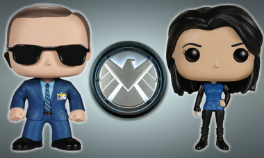 Funko Brings the Director and Cavalry into Their S.H.I.E.L.D. Pop! Vinyl Family