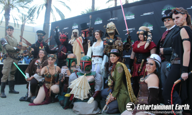 Our Favorite Cosplayers at Star Wars Celebration 2015