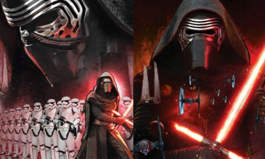 The Empire Rears Its Head in New Star Wars: The Force Awakens Art