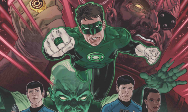 Boldly Go Where No Lantern Corps Member Has Gone Before