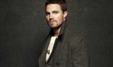Stephen Amell Puts Down His Bow to Help Out Some Ninja Turtles
