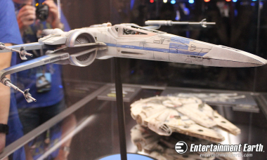 The Force Awakens Exhibit Gave Us Many Reasons to Celebrate This Weekend