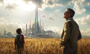New Disney Trailer Takes You Someplace Amazing Where Anything Is Possible