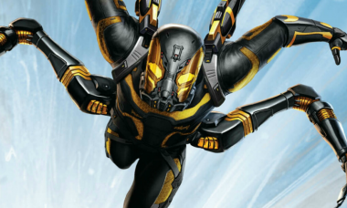 First Look at Ant-Man's Villain Also Reveals Tiny Version of Our Hero