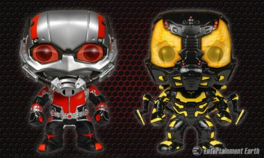 Tiniest Marvel Hero and Villain Become New Pop! Vinyls