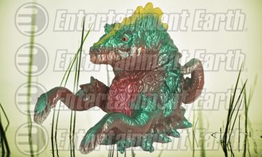 The Exclusive Rose Biollante Is After Godzilla
