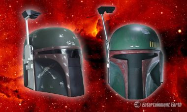 Become the Best Bounty Hunter in the Galaxy with Helmet Replica