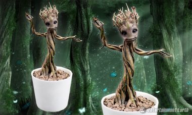 Get Groovy with Premium Motion Baby Groot