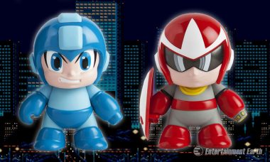 New Figures Pit Mega Man Against Proto Man