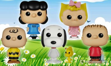 Good Grief, These Pop! Vinyls Are Adorable