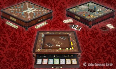 Are You Ready for the Fanciest Game Night Ever?