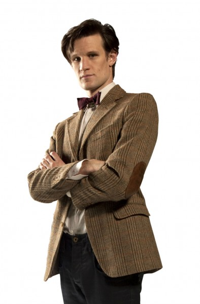 Eleventh Doctor Brown Coat
