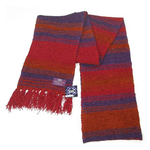 Fourth Doctor Scarf AbbyShot