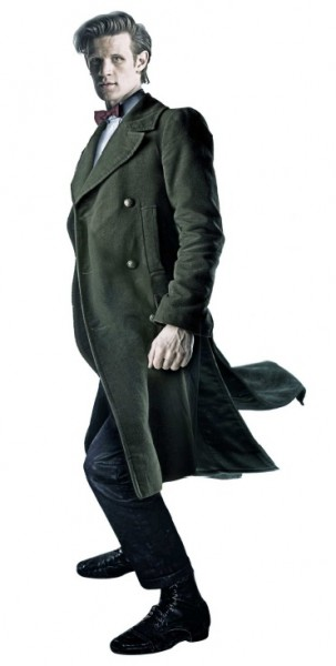 Eleventh Doctor Green Coat