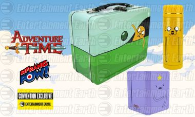 Adventure Time Traveling Jake Tin Tote Gift Set – Convention Exclusive