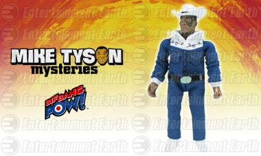 FIRST LOOK: Bif Bang Pow! & MIKE TYSON MYSTERIES Saddle Up to Bring Collectors to the Wild Wild West
