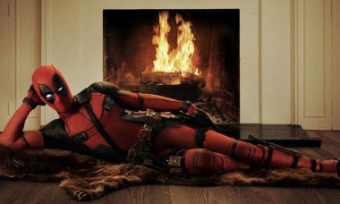 Deadpool Gets Into the Action of Mother's Day with Two New Photos