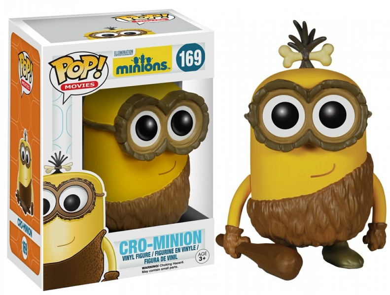Cro-Minion Pop! Vinyl