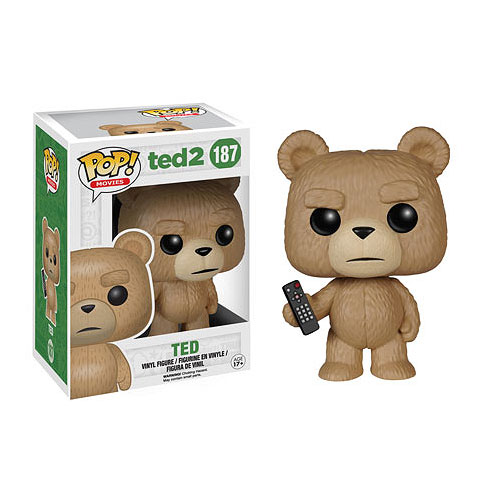 Ted 2 Remote Pop! Vinyl
