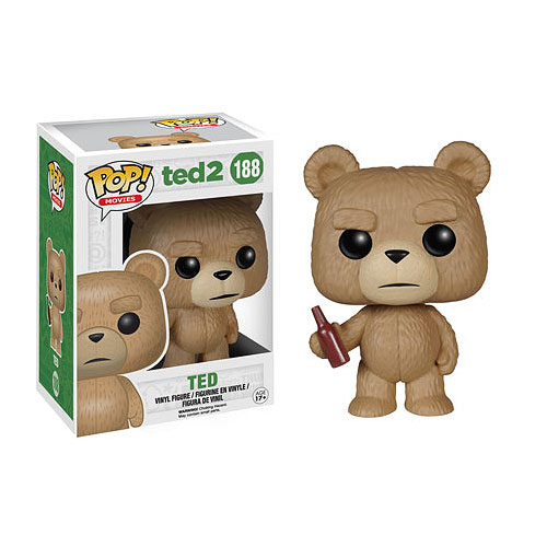 Ted 2 Beer Pop! Vinyl