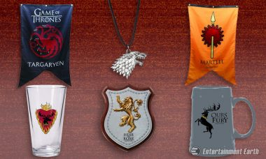 Whether You're Stark, Lannister, or Martell, Here's Something for Every Game of Thrones Fan